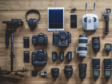 Good To Know before you Invest in Your First Camera
