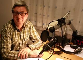 Morten humanist i radiopanel om livssyn