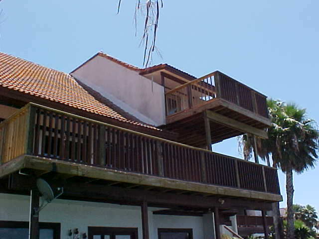 Elevated Deck 1