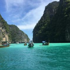 Tailandia - Phi Leh Lagoon