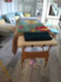 Massage à domicile Rouen