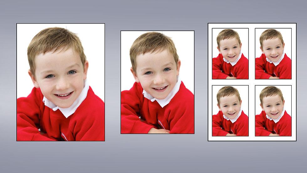 School Photo - Option 'B'