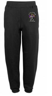 College Cuffed Sweatpants (Unisex)