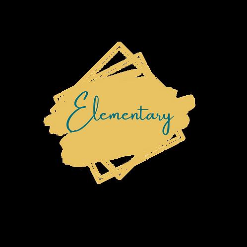 Elementary, пакет L (помесячная оплата)