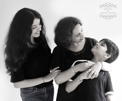 suchitra and kids