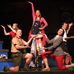 """""""The 25th Annual Putnam County Spelling Bee"""" - Peoria Players Theatre"""