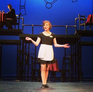 """""""Working the Musical"""" - Illinois Central College"""