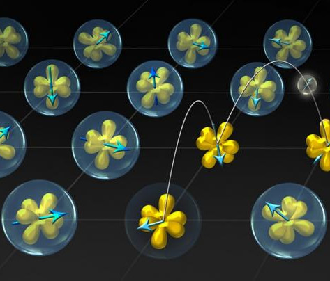 Where did those electrons go? X-ray measurements solve decades-old mystery