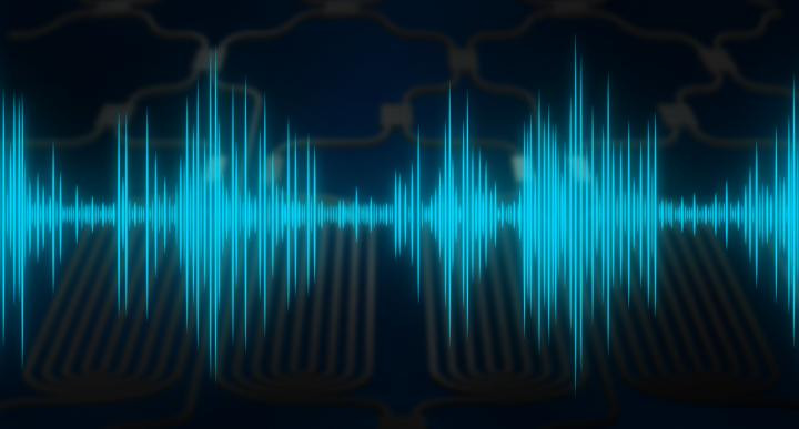 Abstraction: noise power in a nanophotonic communication channel. @ MIPT's Press Office