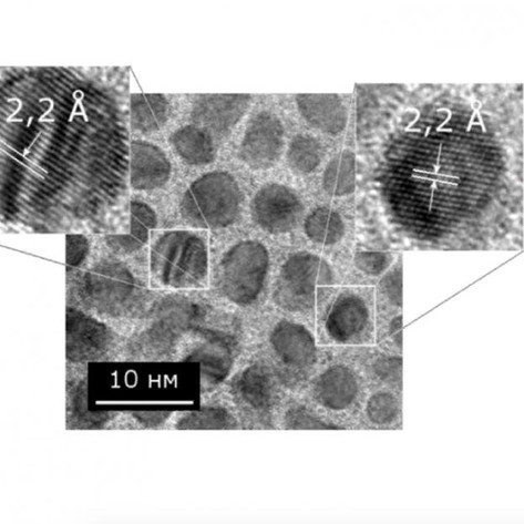 SFU scientists described the course of reactions in two-layer thin metal films