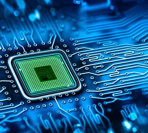 Electron-phonon interactions affect heat dissipation in computer chips