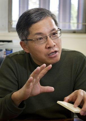 Reed Hutchinson/UCLA Jianwei (John) Miao