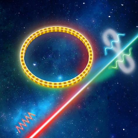 Stevens creates entangled photons 100 times more efficiently than previously possible