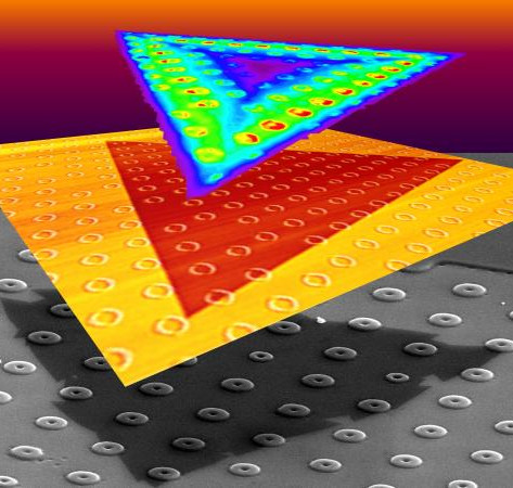 2D crystals conforming to 3D curves create strain for engineering quantum devices