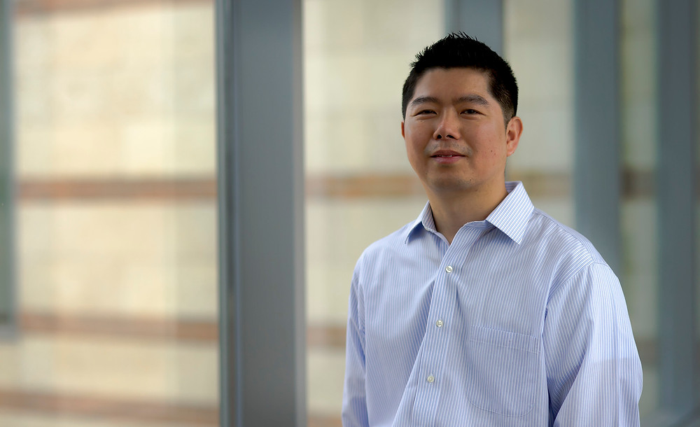 Kyungsuk Yum, assistant professor in the Materials Science and Engineering Department