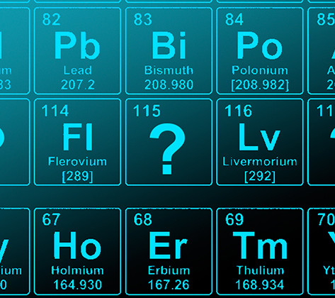 Naming Four New Elements