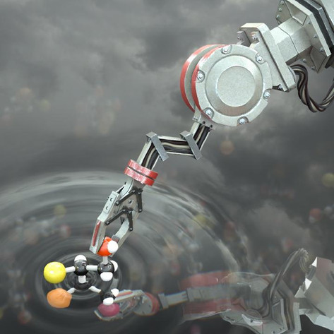 Scientists create world's first 'molecular robot' capable of building molecules