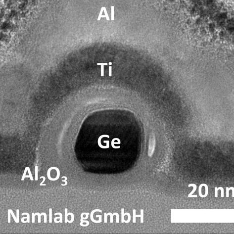 Germanium outperforms silicon in energy efficient transistors with n- and p- conduction