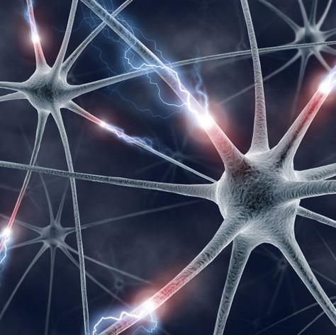 Quantum dot transistor simulates functions of neurons