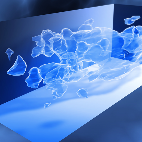 New model suggests dark matter is made of electrically charged particles