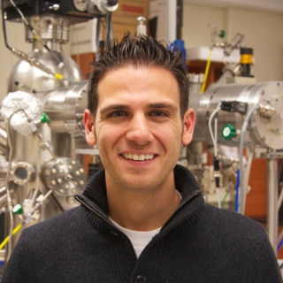 Andrew Achkar, doctoral student in Waterloo's Department of Physics and Astronomy