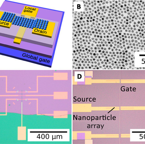 Hamburg researchers develop new transistor concept