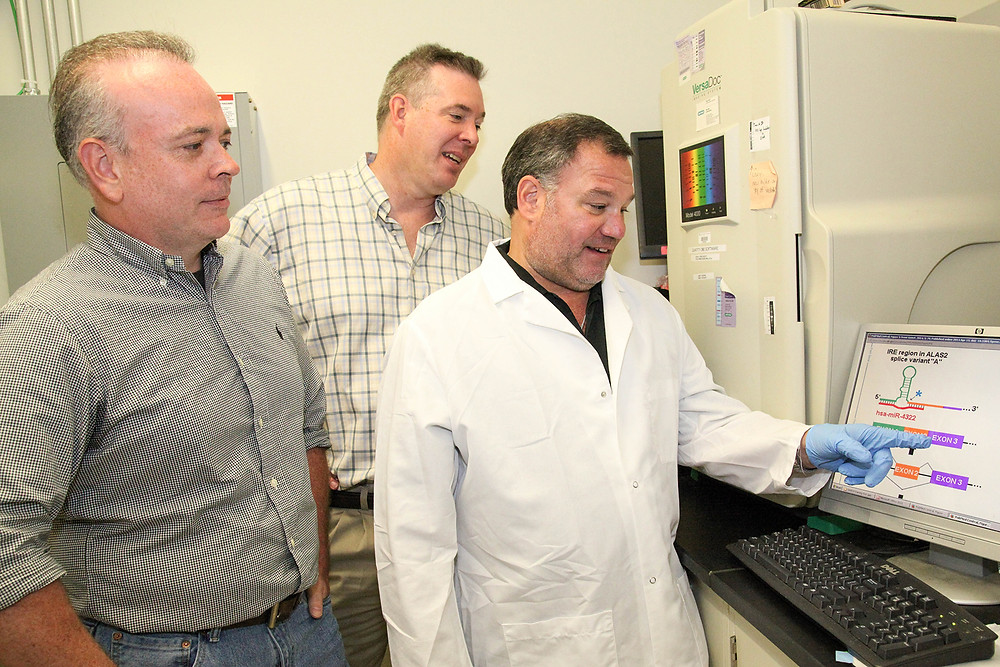 A SUNY Poly biotech startup  was awarded $225,000  for revolutionary 'genetic switch' technology