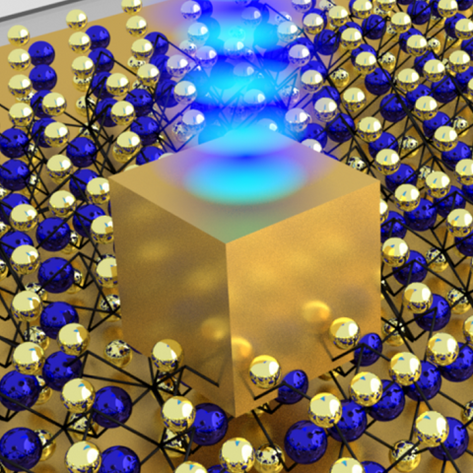 Scalable platform for on-chip quantum emitters