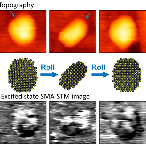 Individual quantum dots imaged in 3-D for first time