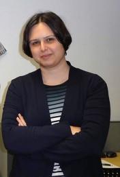 Fatemeh Khalili-Araghi, UIC assistant professor of physics, led the computer modeling team.