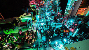 Ultrafast electron dynamics in space and time