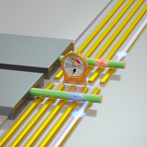 Electrically switchable qubit can tune between storage and fast calculation modes