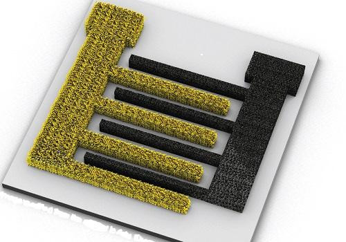 Three-dimensional porous electrodes could lead to smaller and efficient integrated power sources. @ KAUST