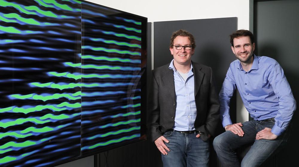 Florian Reetz & Tobias M. Schneider @ EPFL
