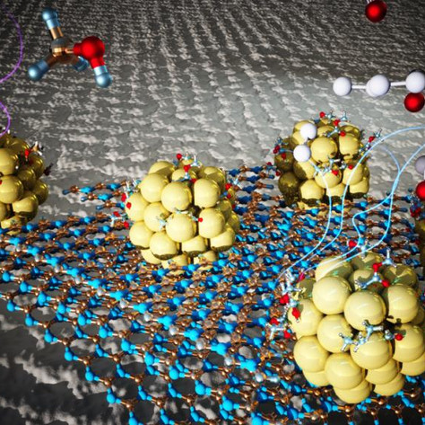 Speeding toward improved hydrogen fuel production