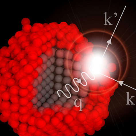 Atomic Vibrations in Nanomaterials