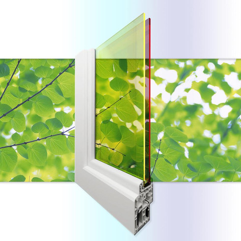 Tweaking quantum dots powers-up double-pane solar windows