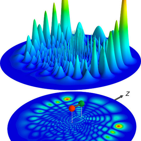 Weak atomic bond, theorized 14 years ago, observed for first time