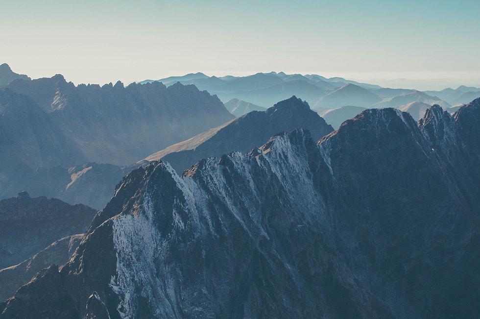 Chaîne de montagnes