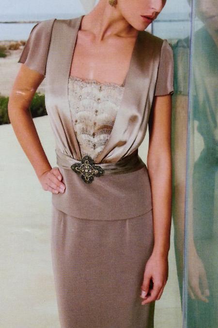 Conjunto blusa y falda Cabotine