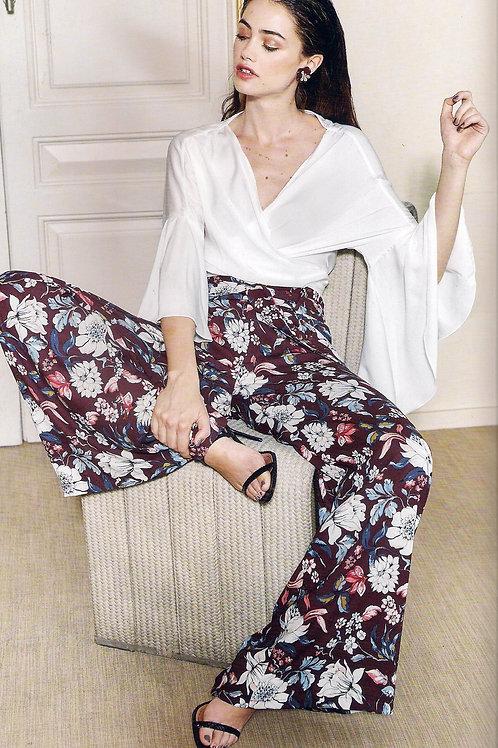 Pantalón floral MOD: 3038