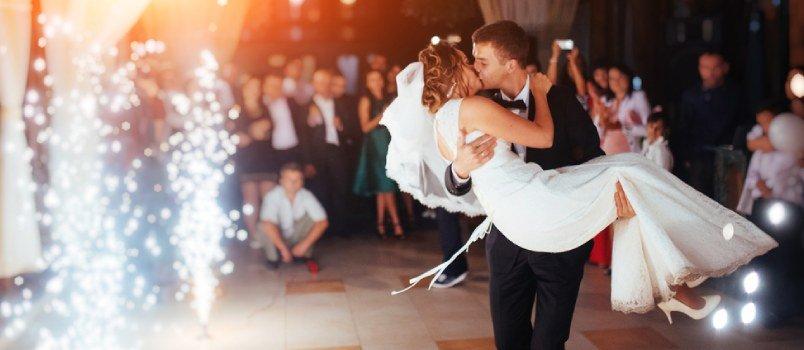 Platinum Wedding