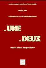 Spectacle théâtral et musical texte d'Eugène Durif