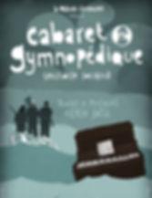 Cabaret Gymnopédique-L'univers d'Érik Satie