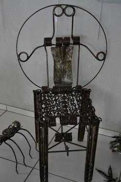 Chaise chaîne