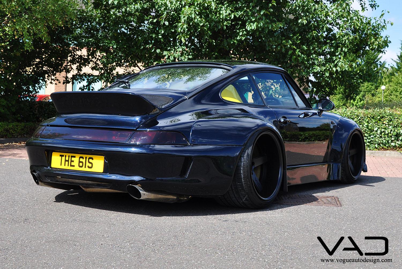 Porsche 993 Wide Body