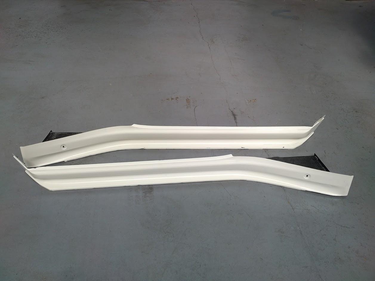 Porsche 997 Side Sills