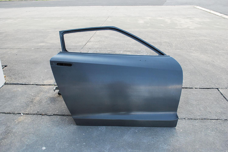 Nissan GTR GT3_Carbon_Door
