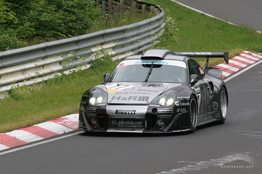 DP Motorsport Alzen GT2