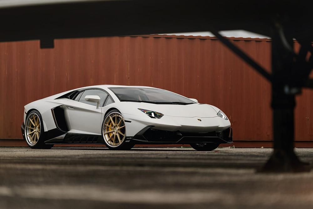 Lamborghini Aventador AG Luxury ALG 31